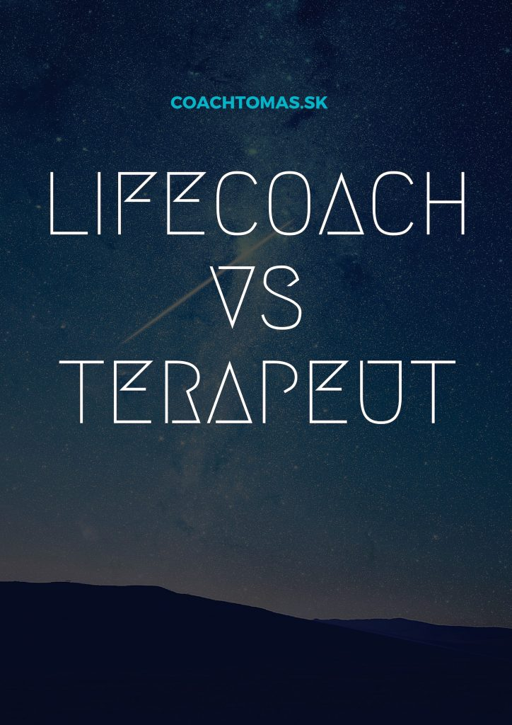 Lifecoach vs Terapeut